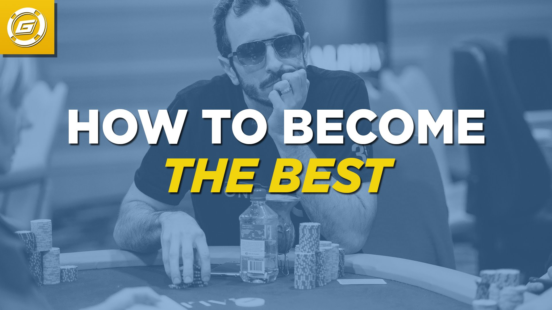 Become The Best Poker Player You Can Be! - LESSON #1