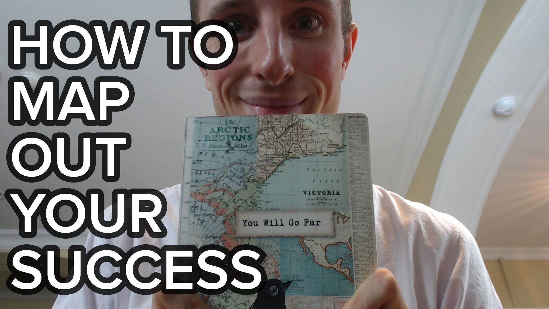 How To Map Out Your Success - Keep A Journal! - LESSON #7