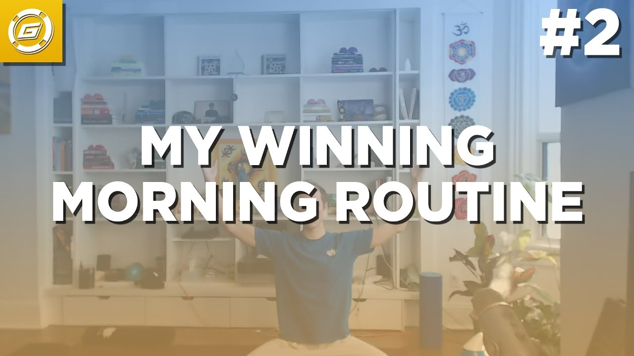 My Winning Morning Routine   (Pt 2) - Meditation Mudras and Breathwork For Beginners - LESSON #9