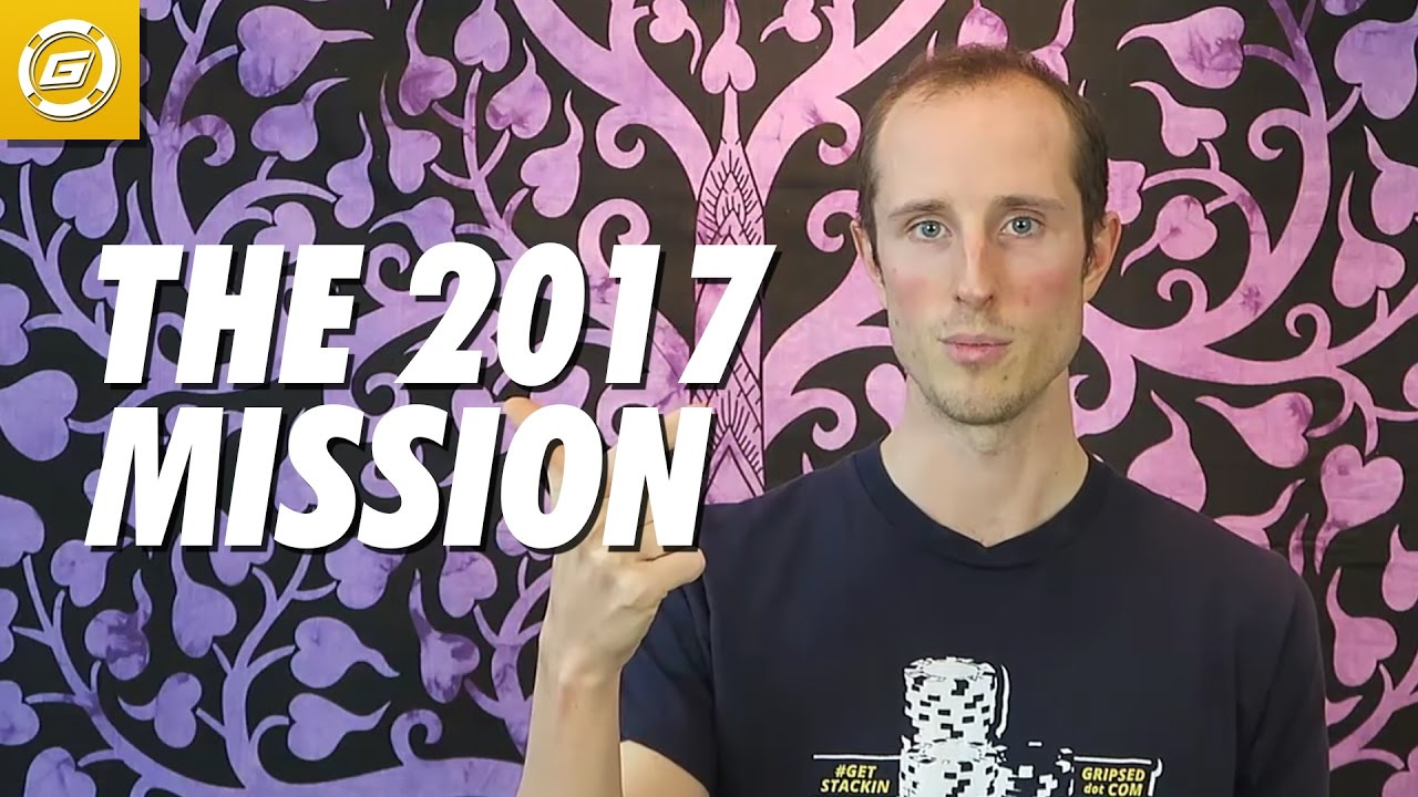 The Mission For 2017... #SetYourIntention - LESSON #10