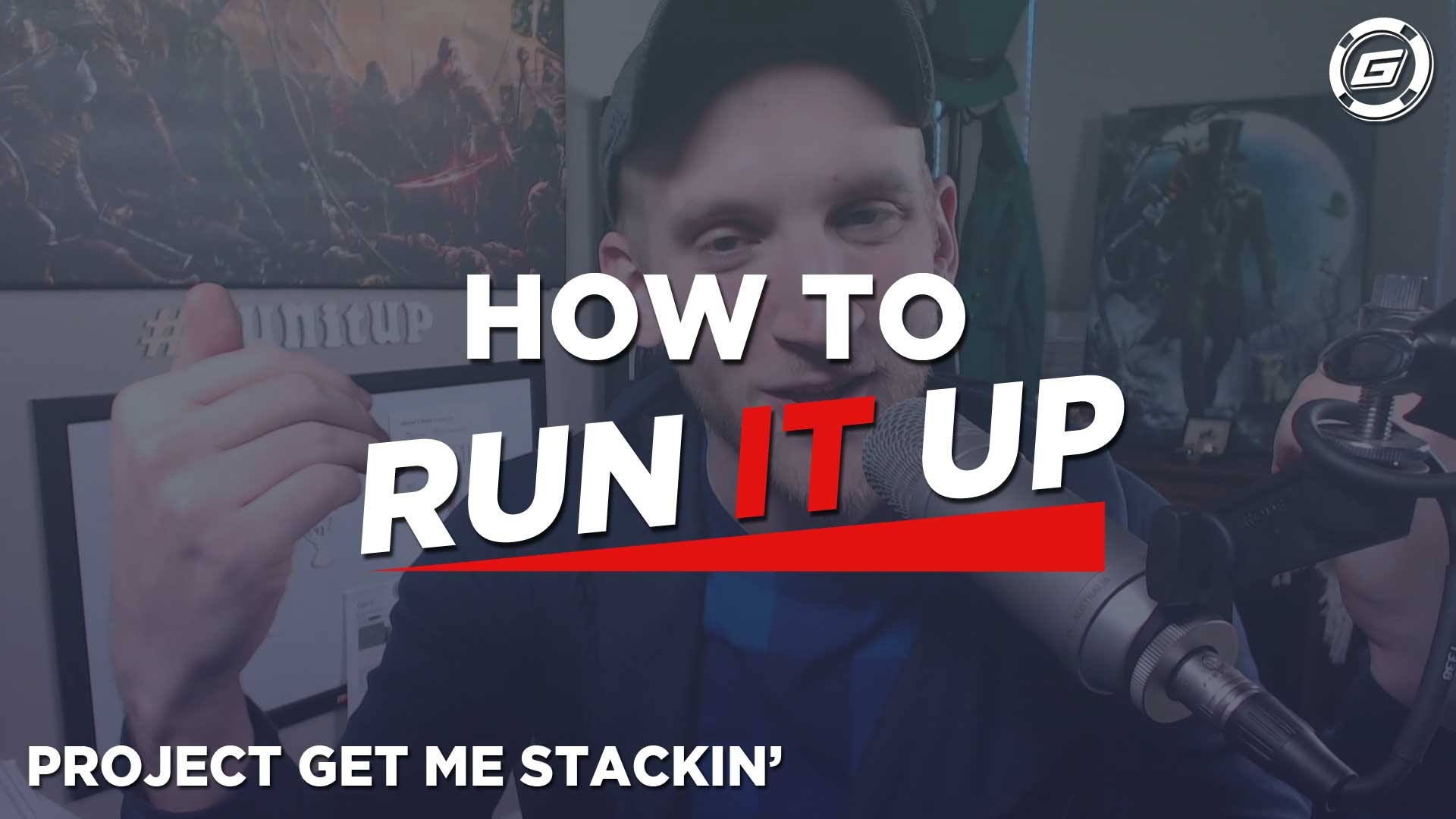 How To Run It Up! - LESSON #2