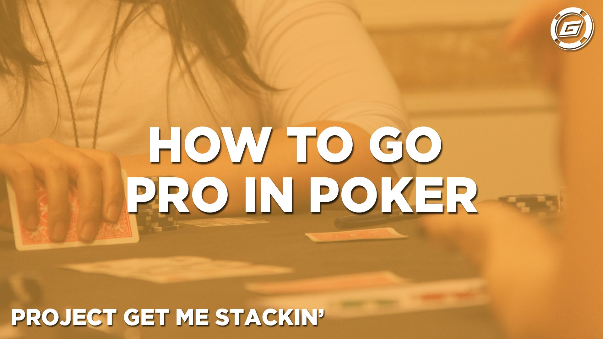How To Become A Professional Poker Player - LESSON #8