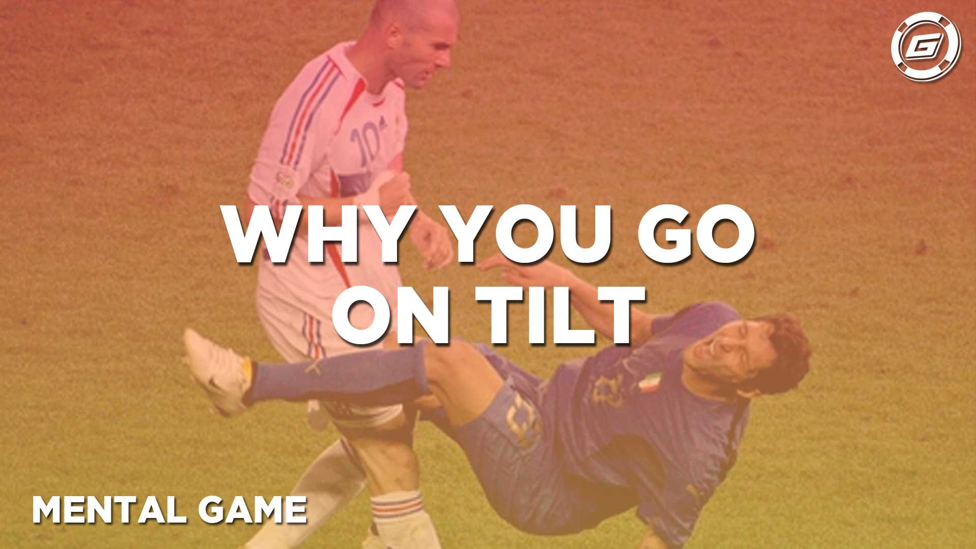 Why You Go On Tilt... And How To Stop It - LESSON #2