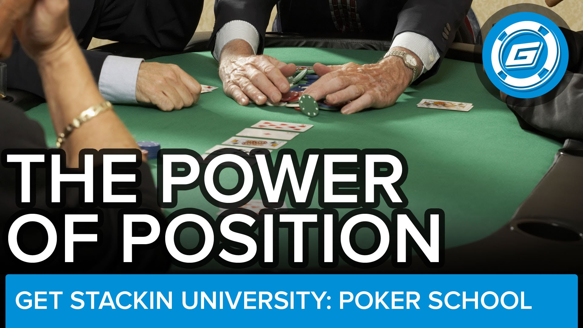 The Power Of Position - Basic Poker Strategy - LESSON #2