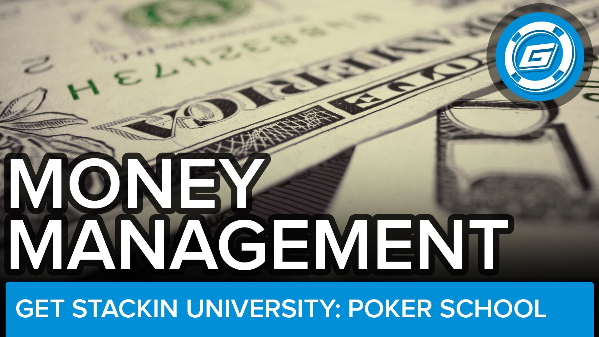 How To Manage Your Money - Smart Poker - LESSON #5