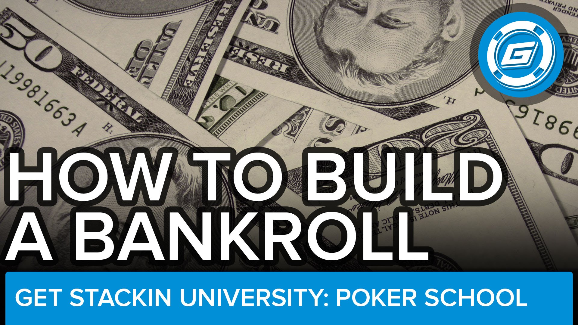 How To Build Bankroll -    Smart Poker - LESSON #6
