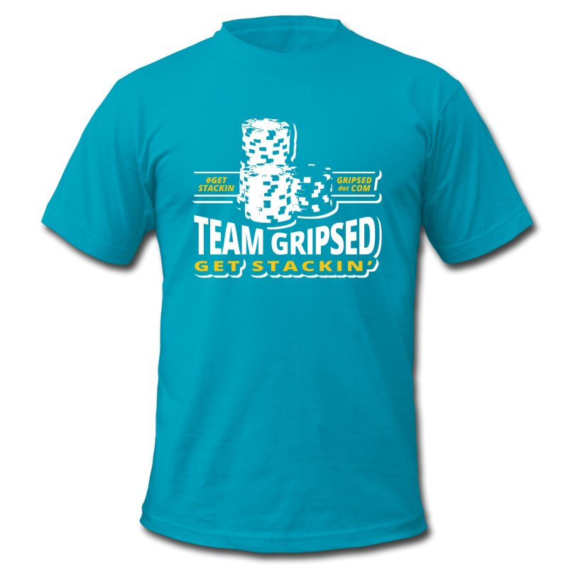 Team Gripsed Chip Stack