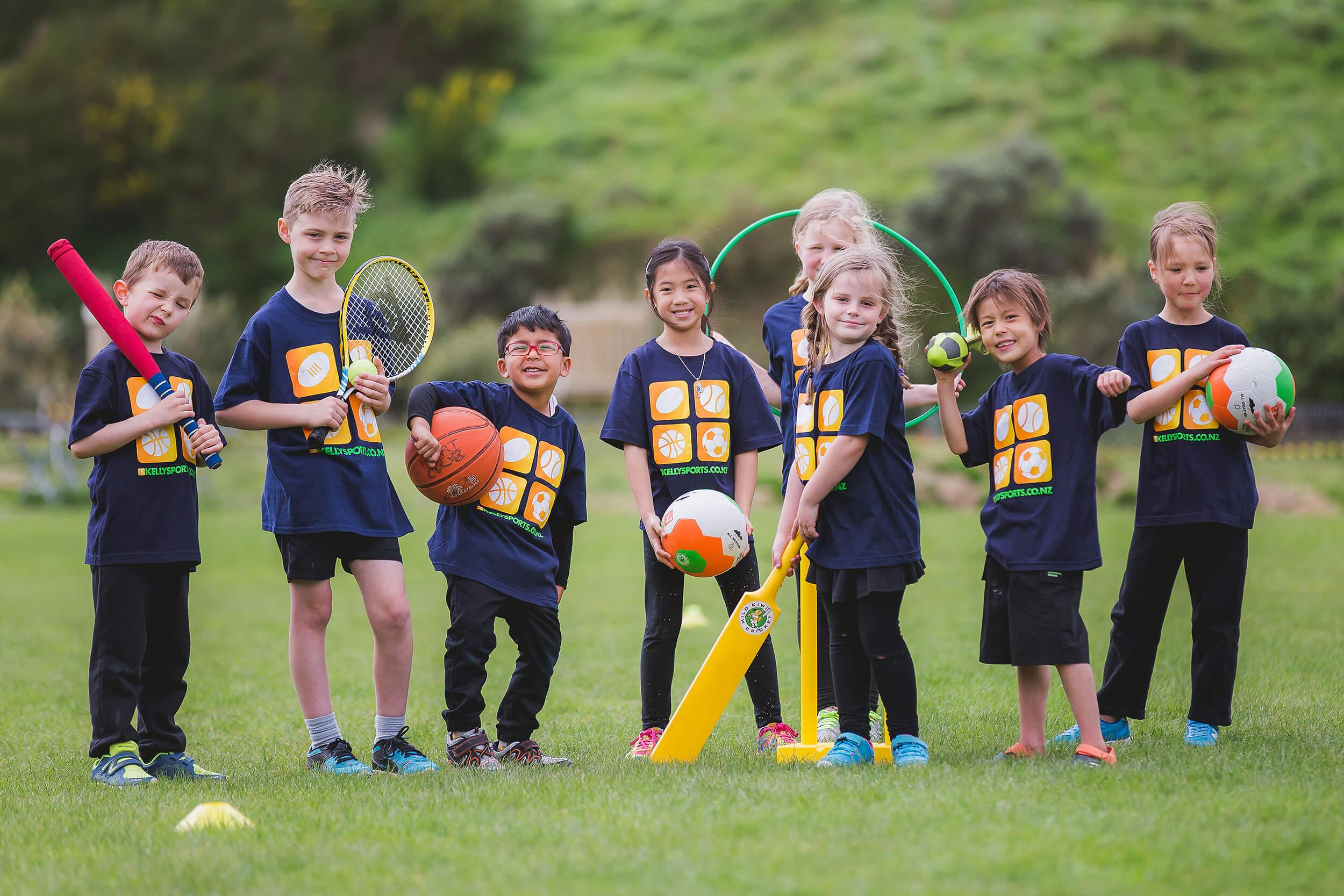 After-School Multi-Sport Programme
