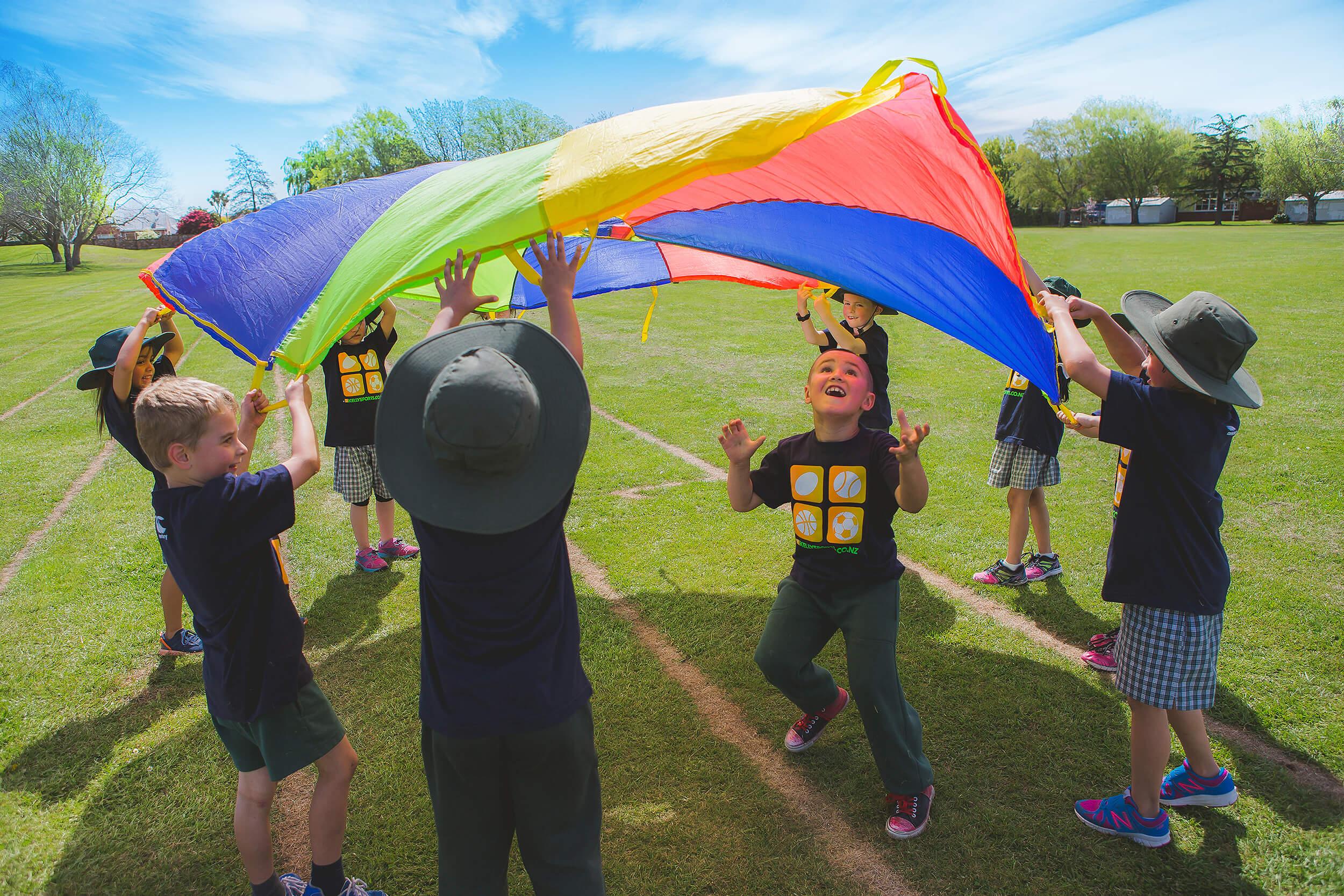 Pre-School Sporty Shorties Programme