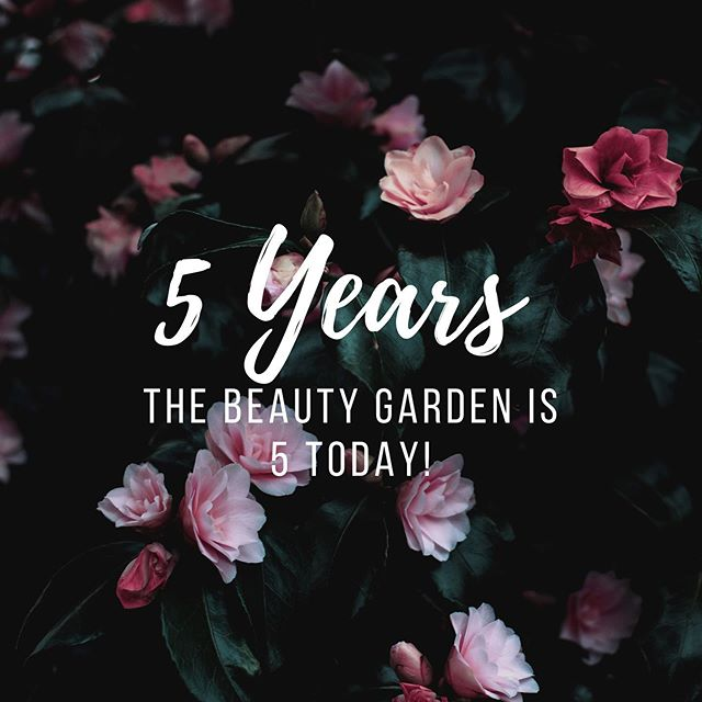 The Beauty Garden is 5 years old today! And what a wonderful, crazy, abundant, sometimes roller coaster experience this has been! But I've loved every second of it. I started The Beauty Garden after working for other spas and returning from a long maternity leave. My son was about 1 1/2 years old and so I've always joked this creation of The Beauty Garden is my 2nd child. Thank you to my friend Carlie for reminding me about this special anniversary! She too is celebrating 5 years today of the @bunnyboutiqueandwaxbar where I was blessed to work near her for those great 2 1/2 years! We didn't know each other 5 years ago but she became part of my business journey. The Beauty Garden has moved 3 times since October 2014, and for right now is settled in a beautiful garden sanctuary. I love seeing how it has blossomed and unfolded. The Beauty Garden has surpassed my dreams and then some! For real! I am so grateful for every experience, opportunity and client that has come my way. Thank you to ALL who have journeyed with me. It'll be exciting to see what the next 5 years will be like! 💗🌿 #beautygardenskincare