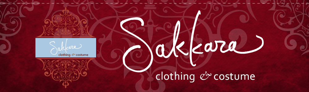 Sakkara Clothing and Costume   makes gorgeous women's dance and activewear with amazing fit, luscious fabrics, and quality construction. Designed & produced in Everett, WA! Sakkara Clothing and Costume are regular vendors at Hexenfest, so stop by their booth and treat yourself to something gorgeous!