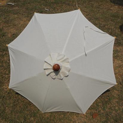 B. Coole Designs - Fun patches, and parasols to shade us from the California sun!