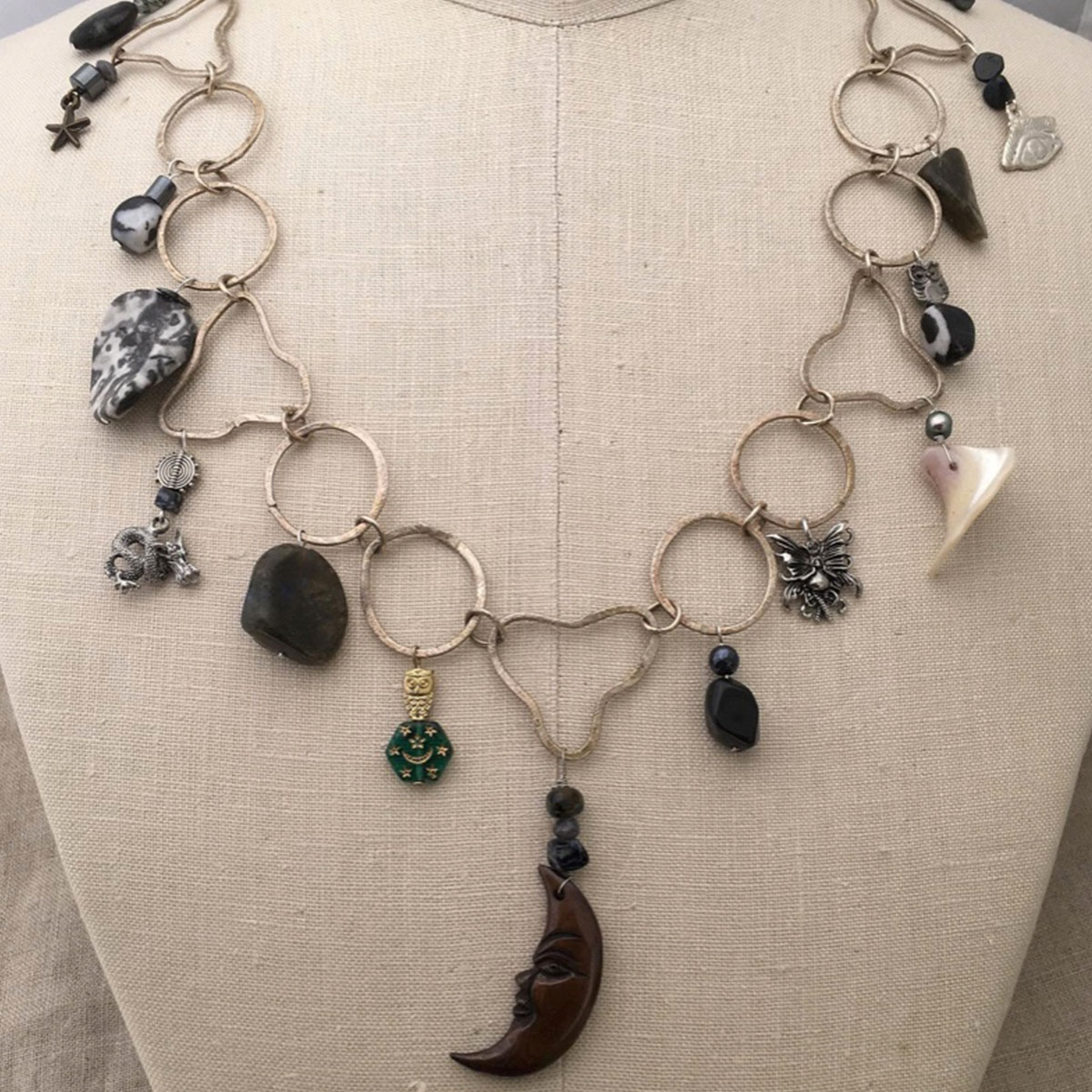 Boho Gypsys Treasures - Handcrafted jewelry inspired by the sea!