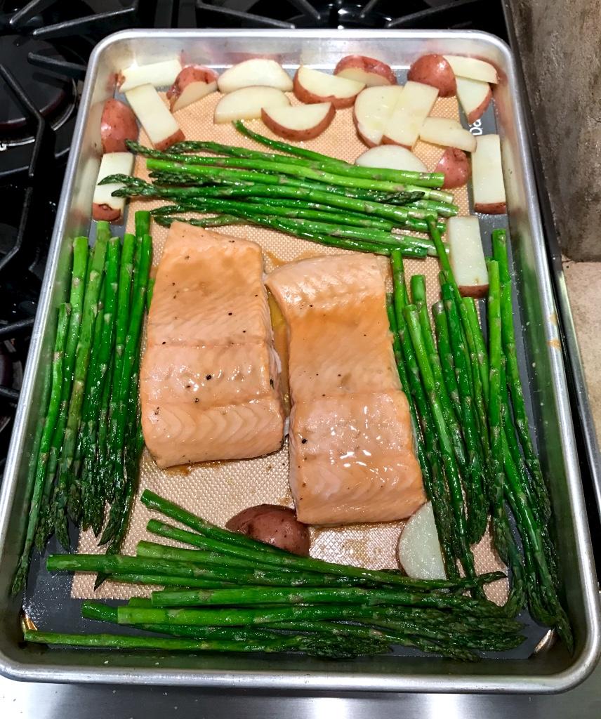 sheet-pan-maple-mustard-salmon