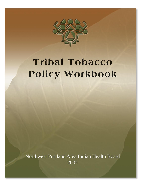 NPAIHB Tobacco Policy Cover