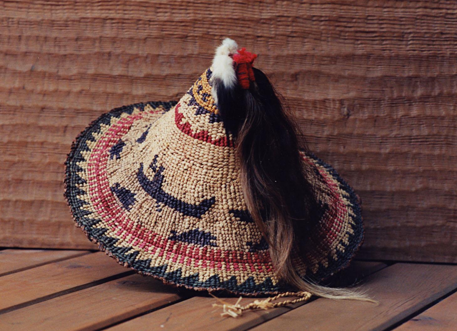 Cedar Hat, Bruce (Subijay) Miller