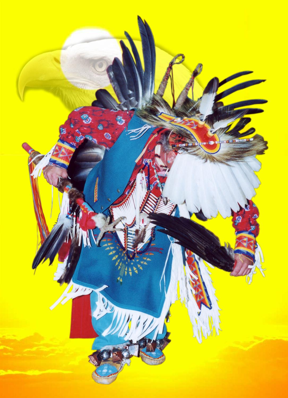 Eagle Dancer, Greg Vann, Cherokee