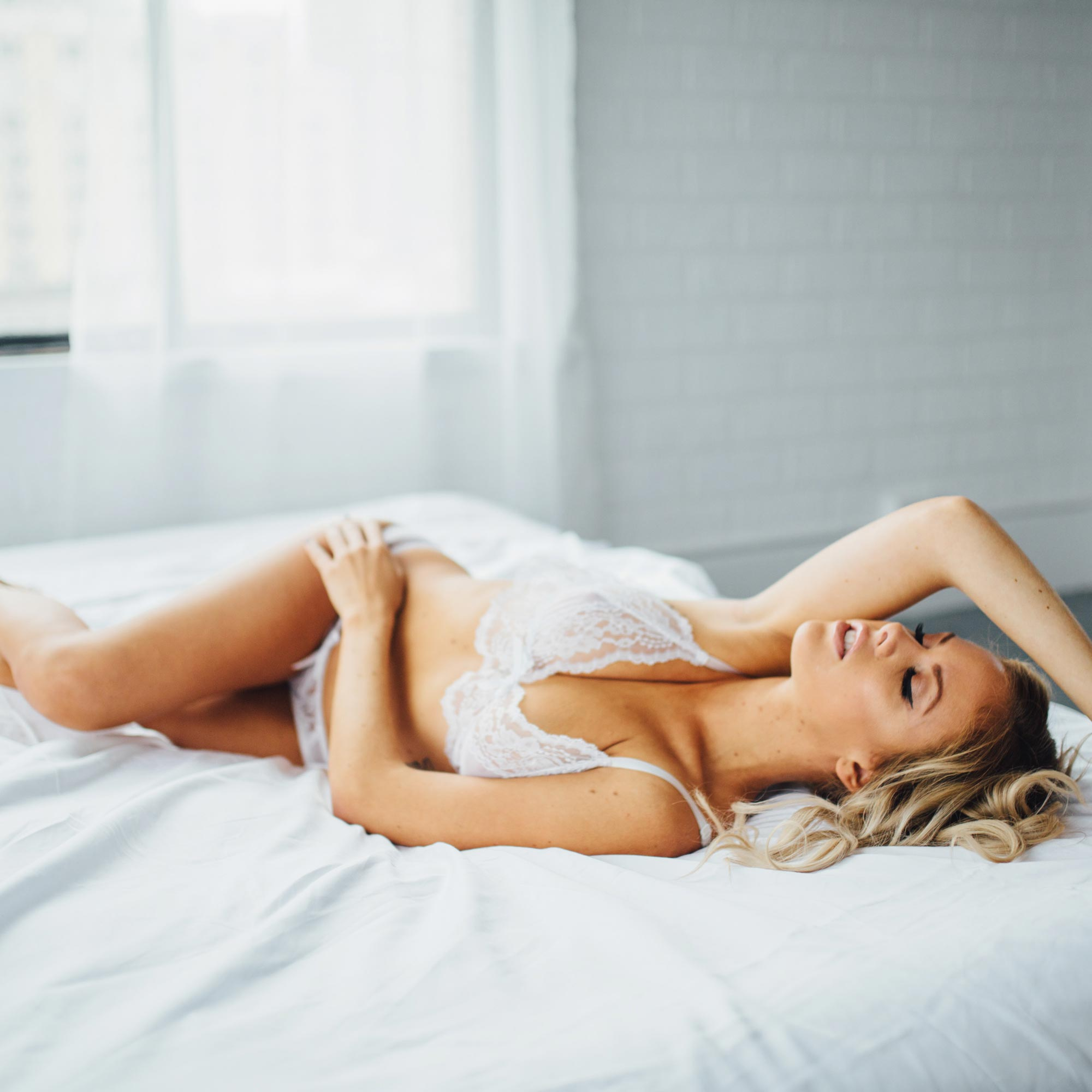 Inquire About Boudoir Photoshoots