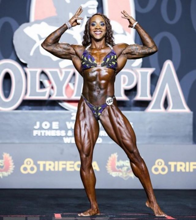 🎉Congratulations 🎉 to Reshanna on capping off a fantastic year on the pro physique circuit with a great performance at the 2019 Olympia this past weekend. Reshanna had a career year, placing in the top 3 at three separate events, with her invitation to Olympia being icing on the cake. Way to go, Reshanna. We're so proud of all you've accomplished, and know this is just the beginning!