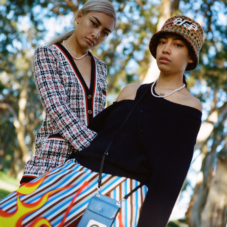 Katayanagi Twins   The Katayanagi Twins are identical twin Dj's from New Zealand.  Influential to their peers the girls are now two of Australasia's fastest growing natural influencer/DJ's in the fashion and music scene.