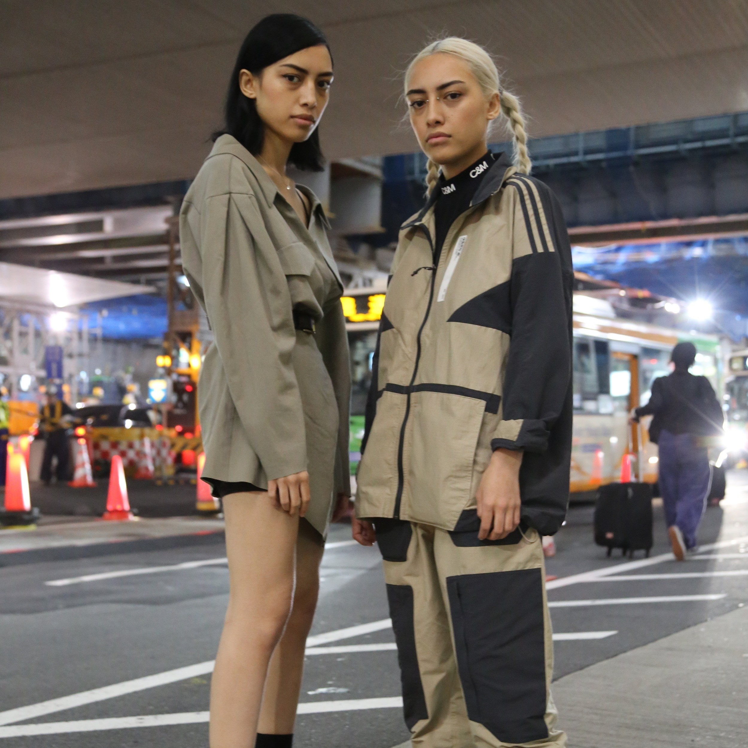 Rain and China  Rain  @lordsaiko  & China  @djfinechina    The Katanyangi Twins   Dj's on the Auckland Scene, Influencers and Models.  The twins have a combined social profile reaching over 50k in following over three platforms.  Their fans love their style and influence and they are growing daily.