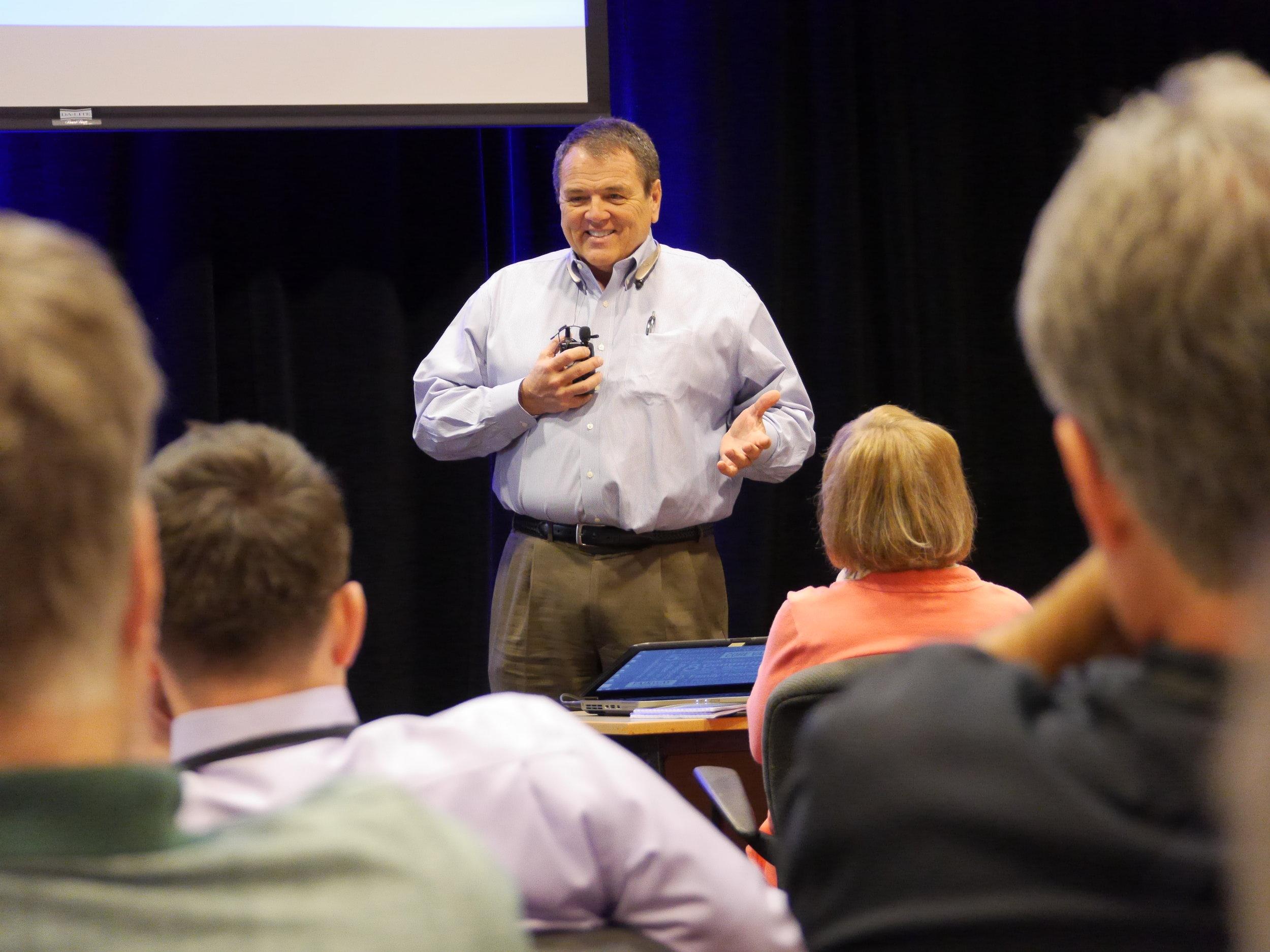 Read Steve Polston CEO/Founder bio