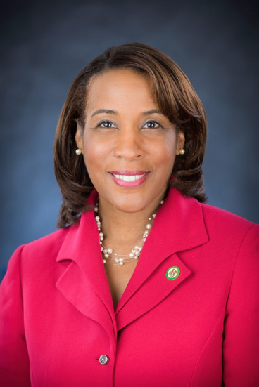 Chair Phyllis Randall