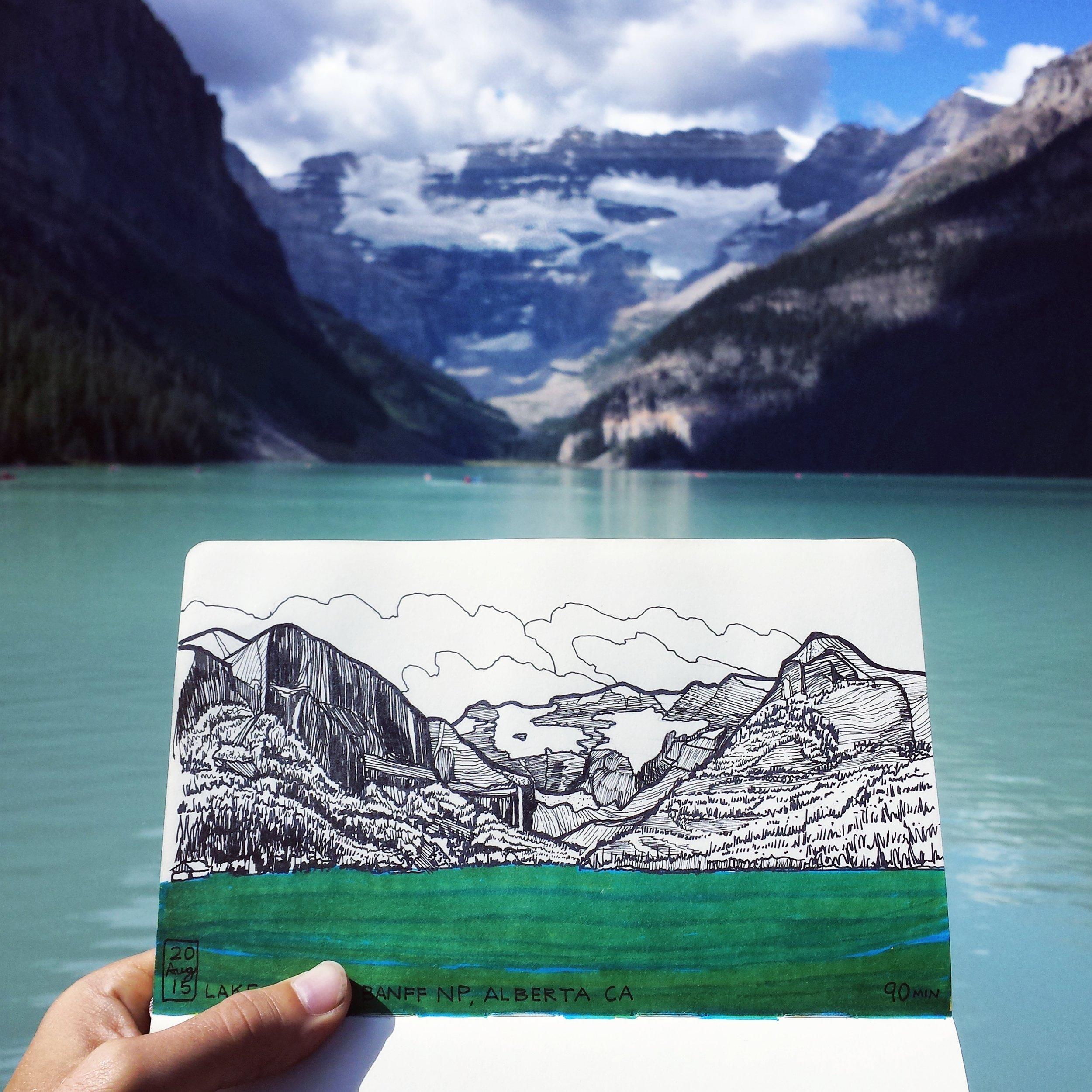 Lake Louise, Banff AB
