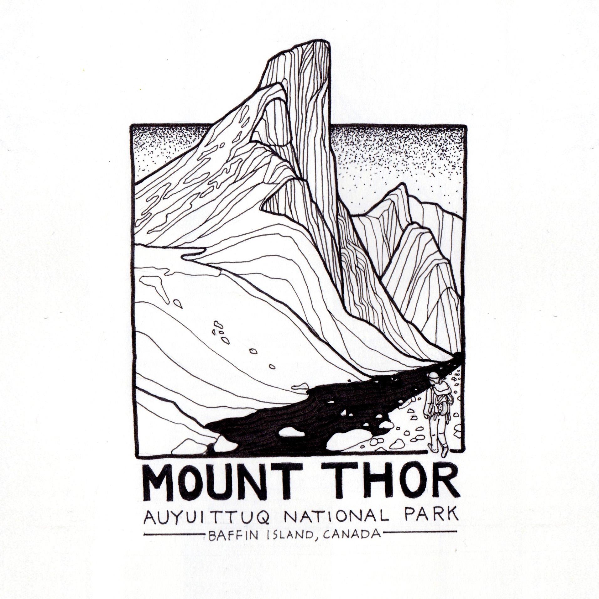 16. Thor, Norse God of Thunder