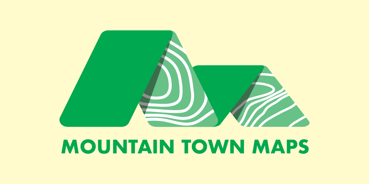 Mountain Town Maps