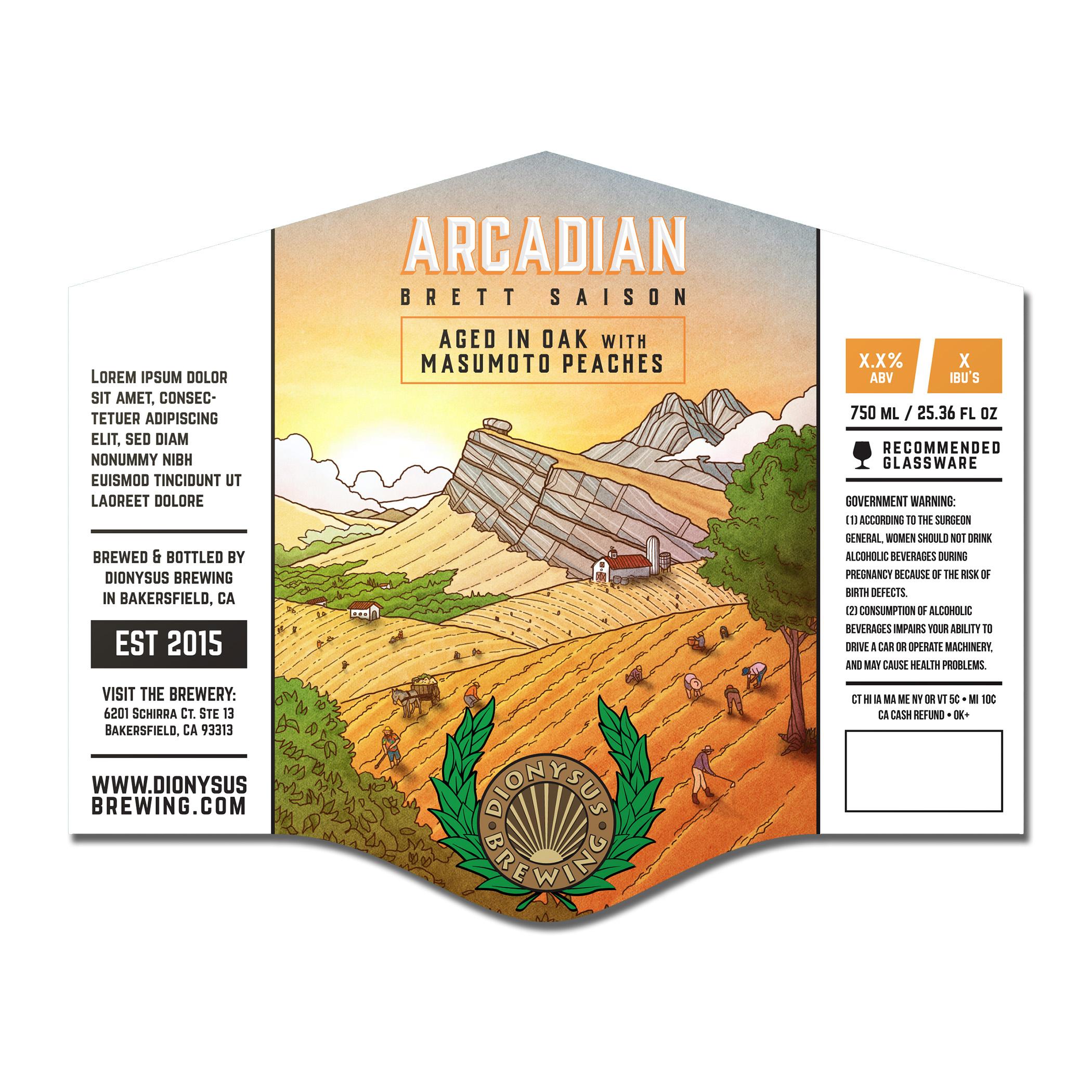 11. Arcadian