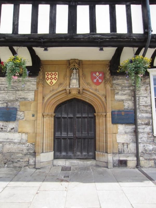 St. William's College in York, England