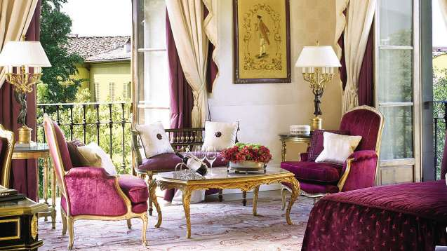 The Four Seasons Hotel Firenze in Florence