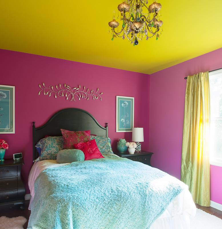 Girl's bedroom by Ella Design Group
