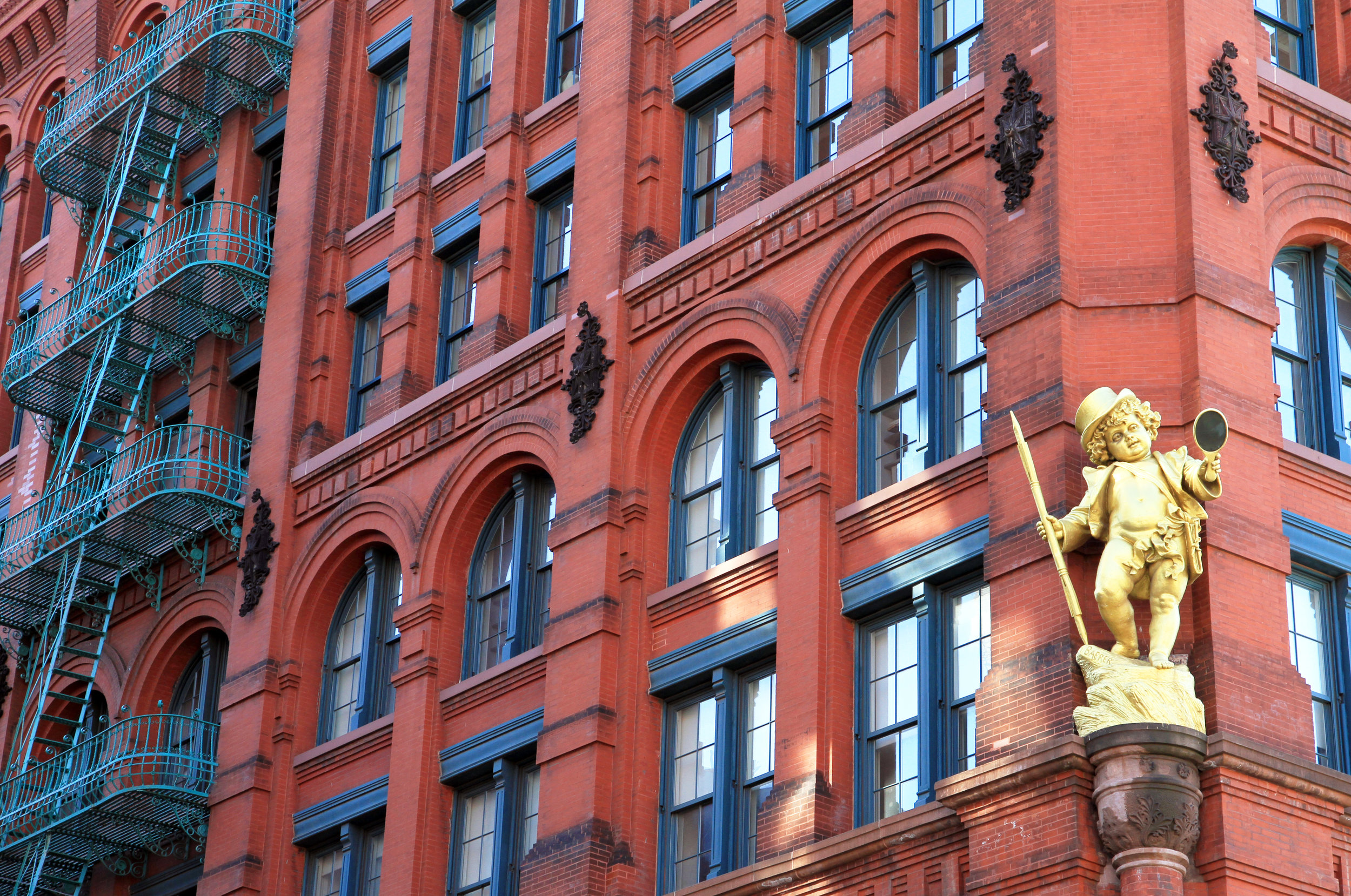 The Puck Building via  Wikimedia Commons