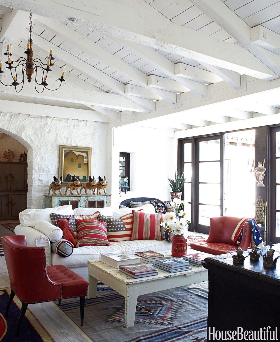 Via  House Beautiful.