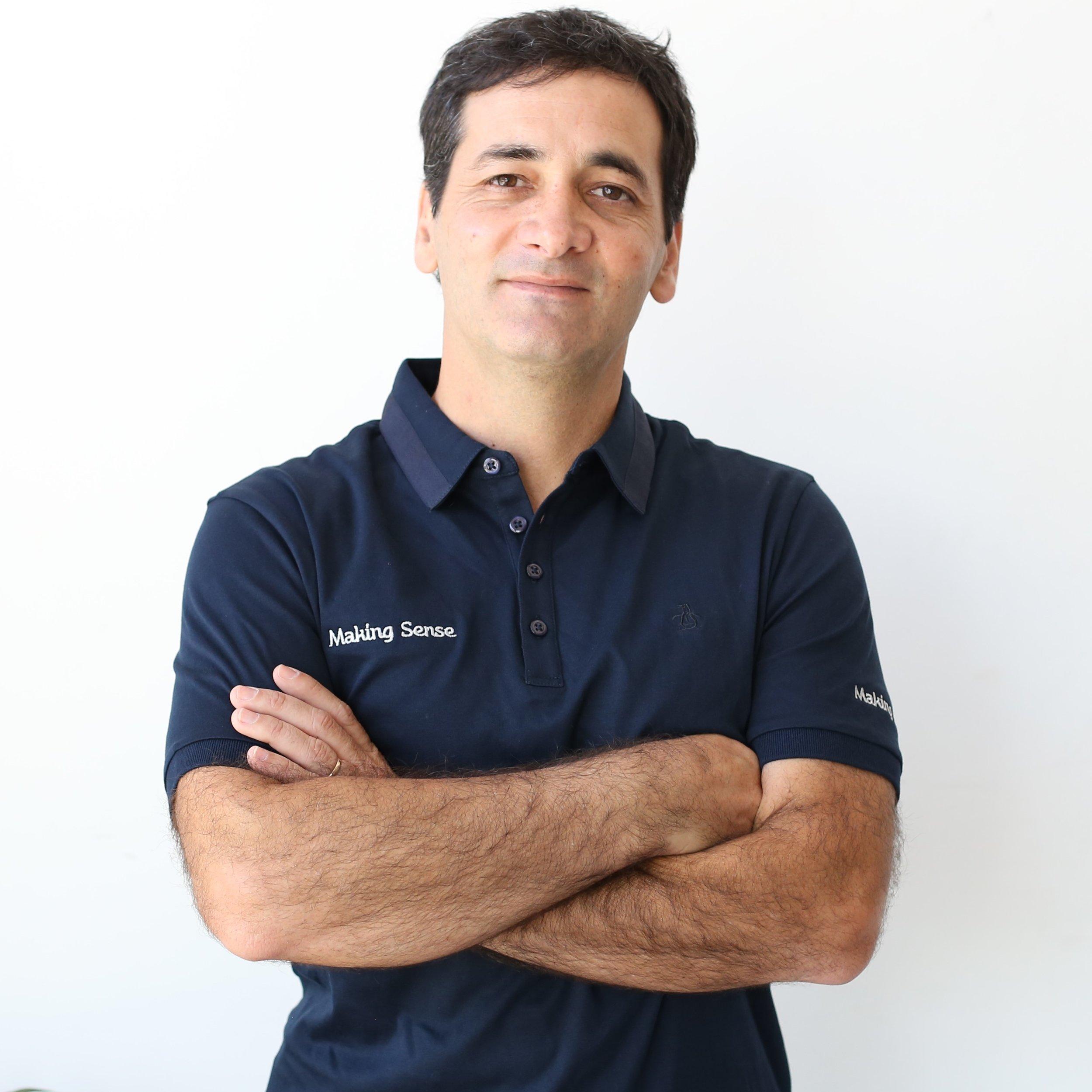 Cesar Donfrio - Making Sense.JPG