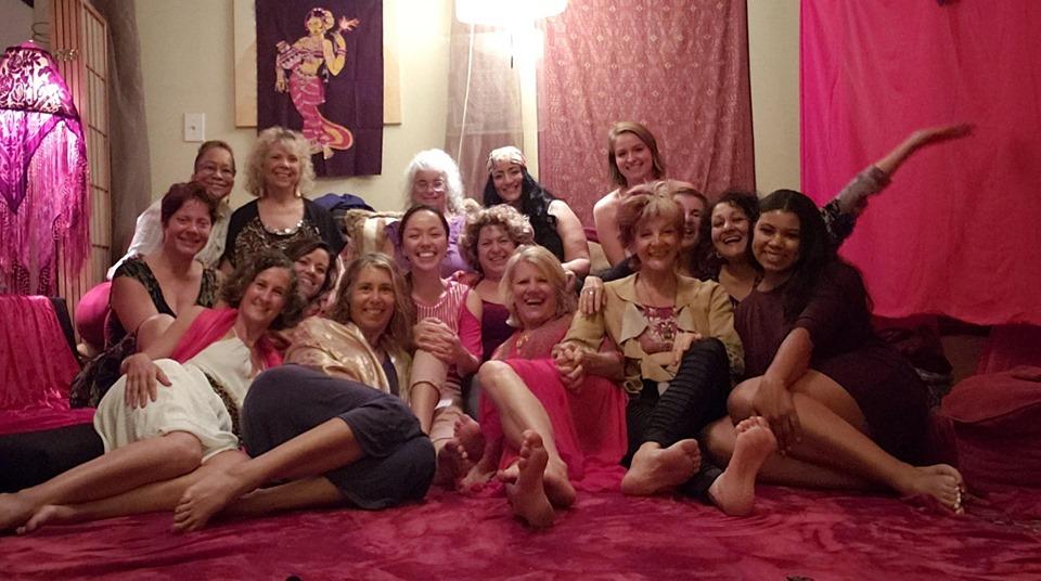 Red Tent LA sisters.jpg
