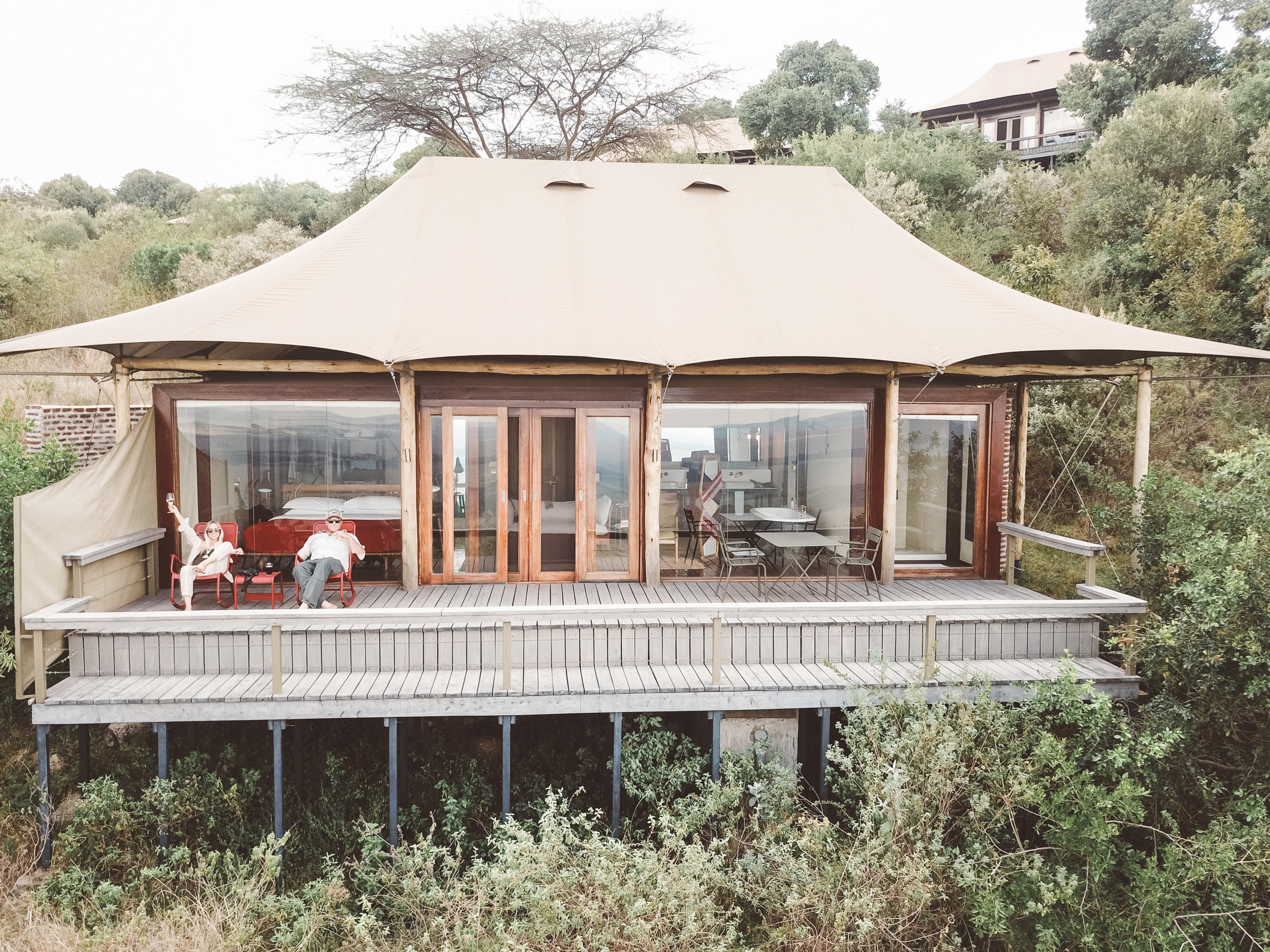 For more details on our stay, check out my review of Angama Mara over at  A Hotel Life .