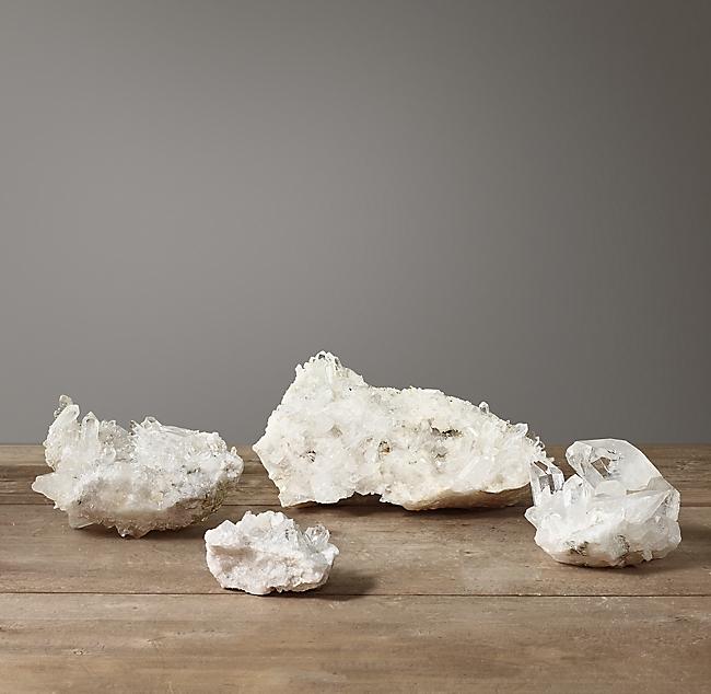 RH Quartz Crystal