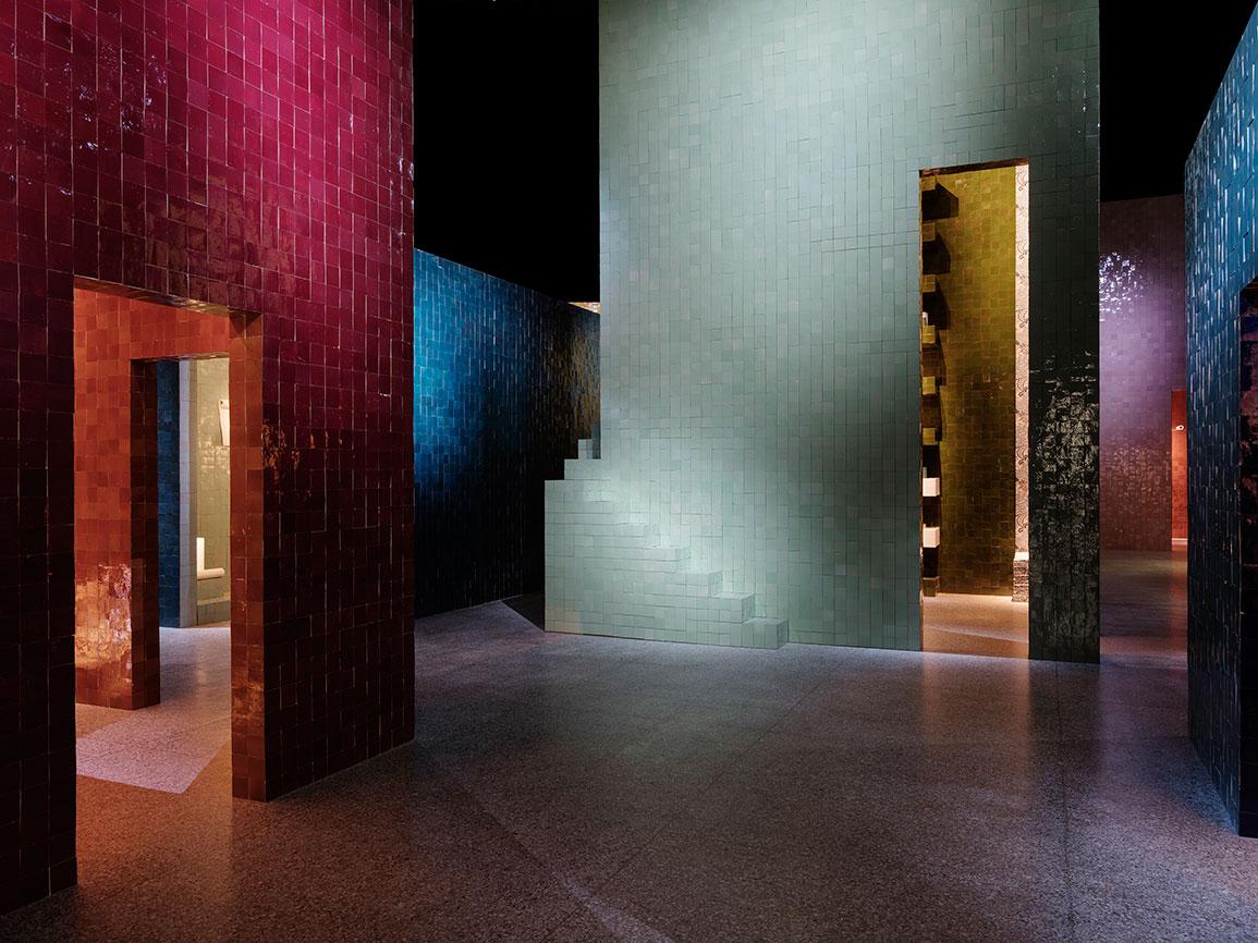 Last year's Hermès Maison pop-up.  image source: Hermès