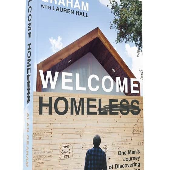 I just downloaded this book after listening to @jessicahonegger interview Alan Graham on the @goingscaredpodcast Amazing!Thank you Mr. Graham for challenging me on the meaning of home and what it means to love your neighbor. If you haven't listed to The Going Scared Podcast I highly recommend it. @jessicahonegger is an inspiration to women entrepreneurs who want to make a difference! . #wholeheartedathome #wholeheartdesign #interiordesignblog #authenticstyle #authenticstyle #interiordesigner