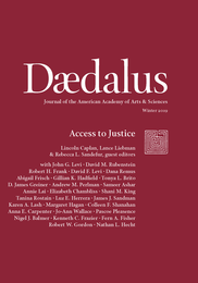 Daedalus-Access to Justice - American Academy of Arts & Sciences
