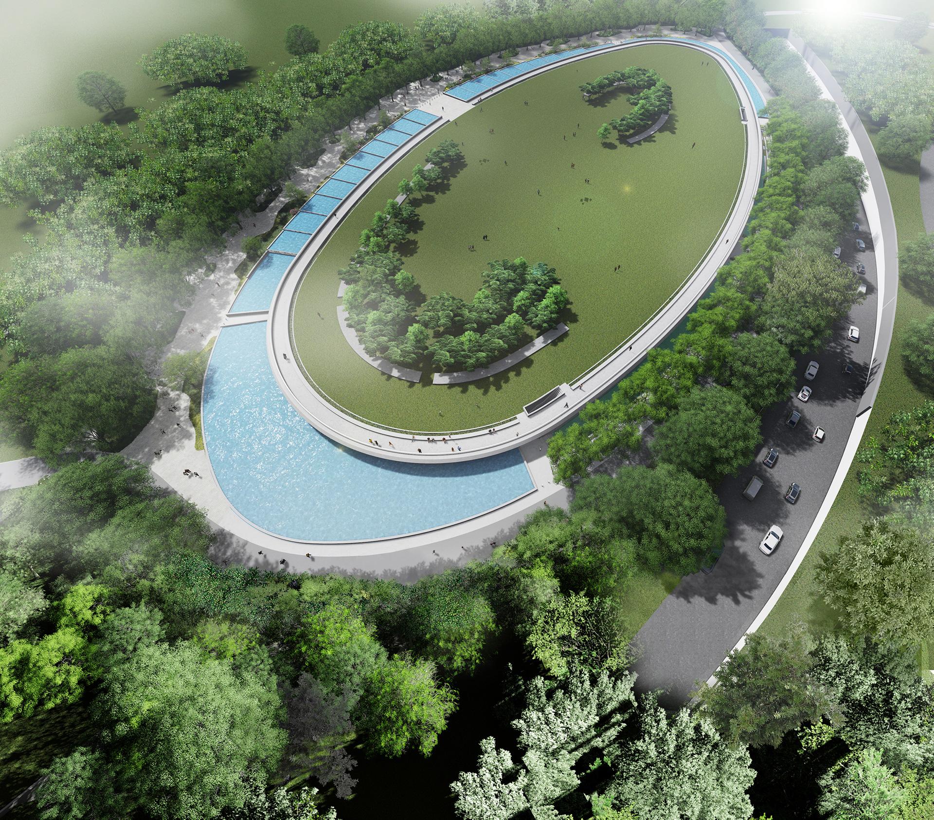 Desalination Plant, Singapore