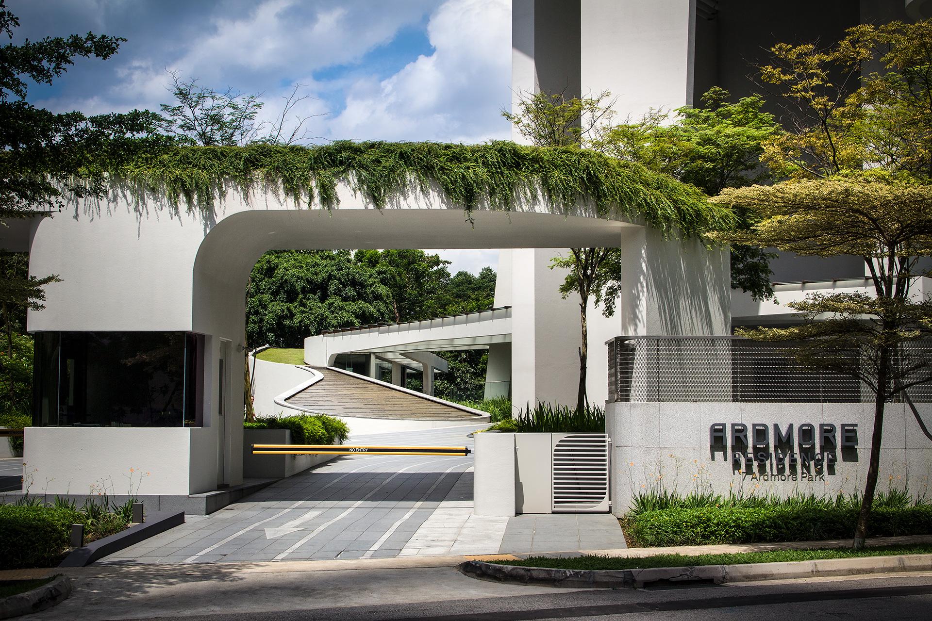 Ardmore Residences, Singapore