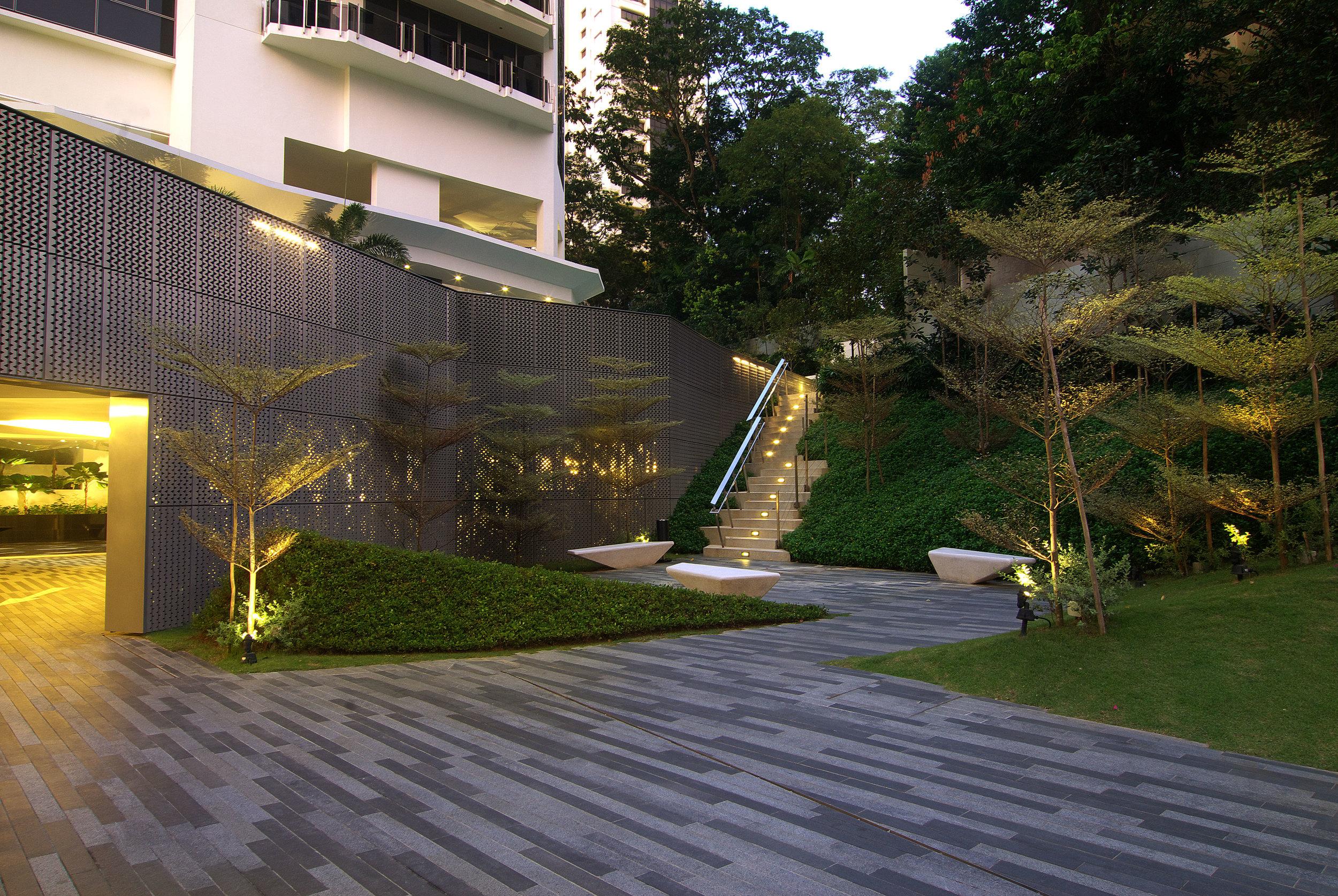 Tate Residences