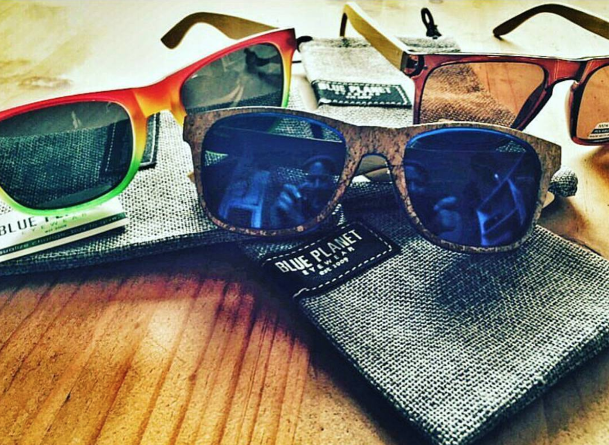 Blue Planet Eyewear, Eco friendly sunglasses
