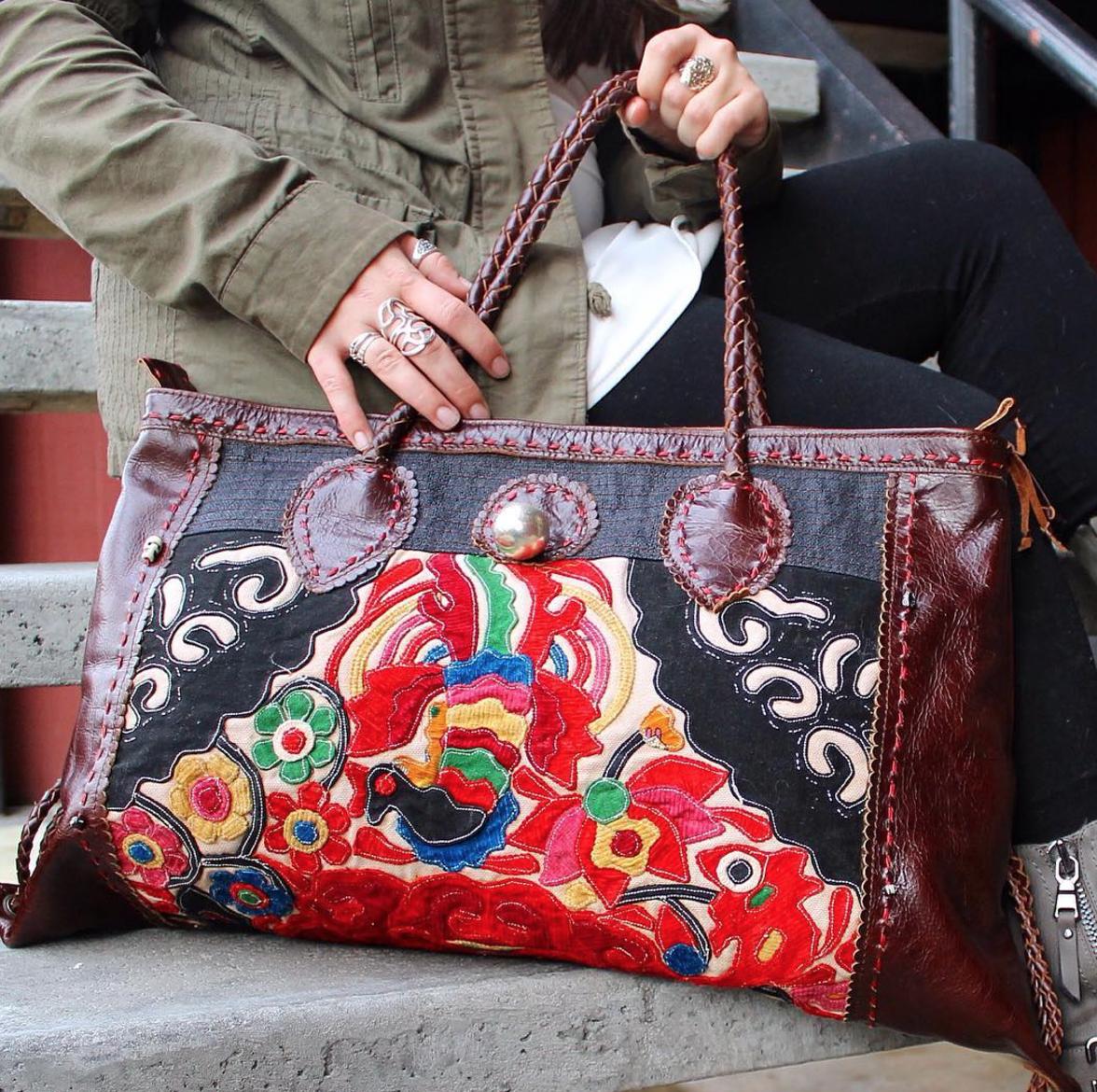 Rising International Bag