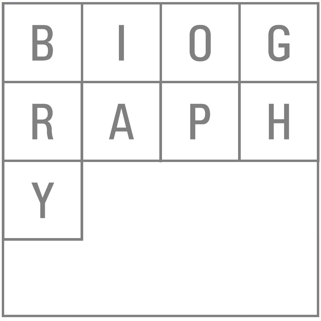 Biography/Memoir