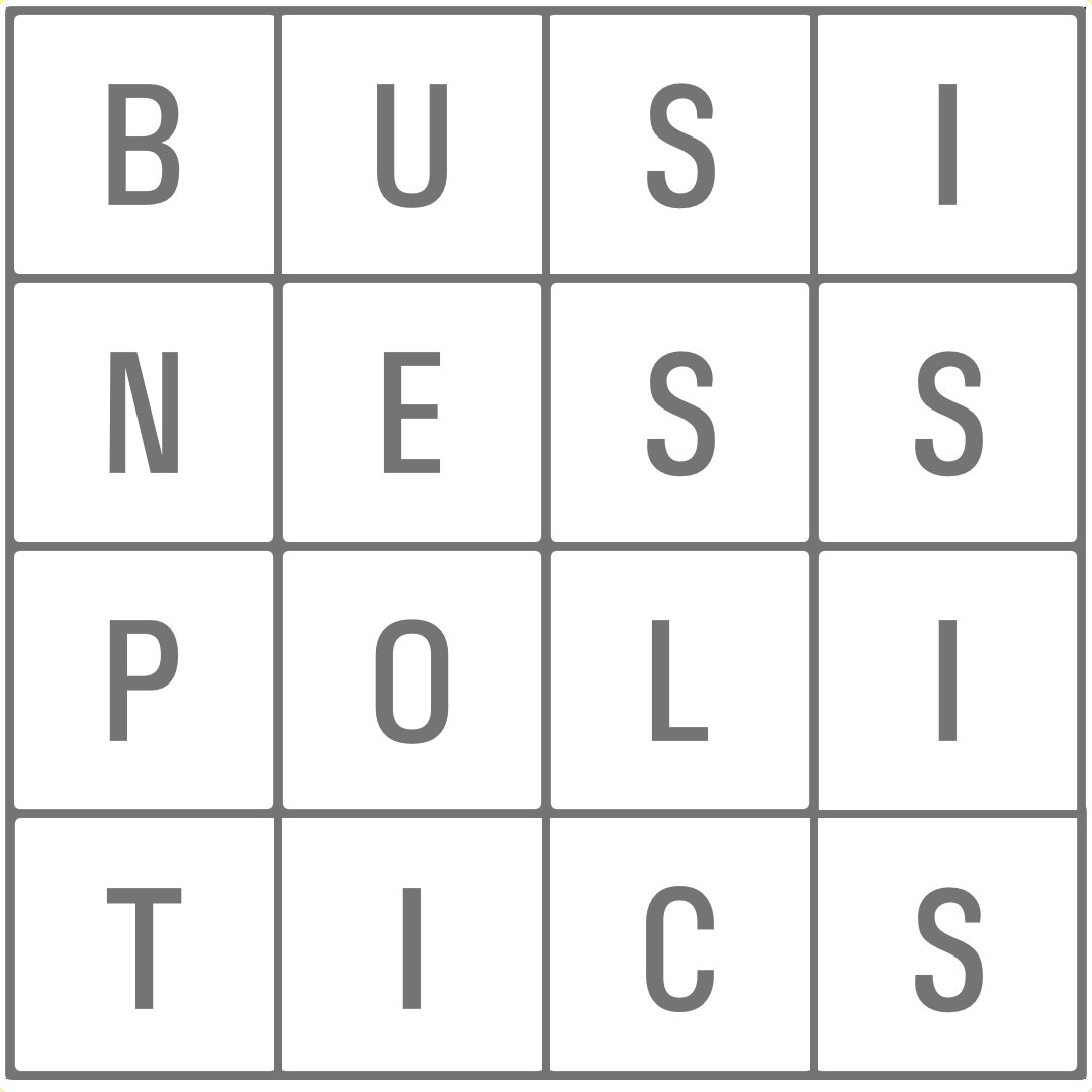 Business/Politics